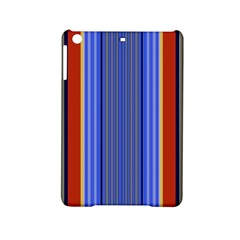 Colorful Stripes Background Ipad Mini 2 Hardshell Cases