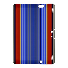 Colorful Stripes Background Kindle Fire HDX 8.9  Hardshell Case