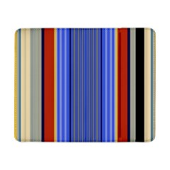Colorful Stripes Background Samsung Galaxy Tab Pro 8.4  Flip Case