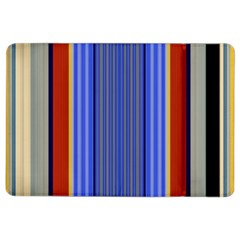 Colorful Stripes Background iPad Air 2 Flip