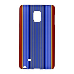 Colorful Stripes Background Galaxy Note Edge