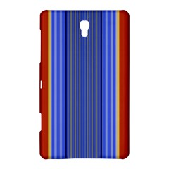 Colorful Stripes Background Samsung Galaxy Tab S (8 4 ) Hardshell Case