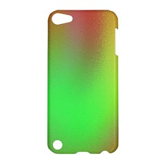 November Blurry Brilliant Colors Apple iPod Touch 5 Hardshell Case