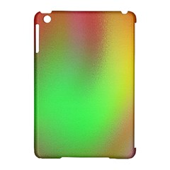November Blurry Brilliant Colors Apple Ipad Mini Hardshell Case (compatible With Smart Cover)