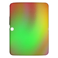 November Blurry Brilliant Colors Samsung Galaxy Tab 3 (10 1 ) P5200 Hardshell Case