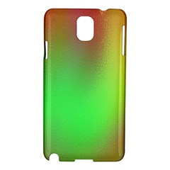 November Blurry Brilliant Colors Samsung Galaxy Note 3 N9005 Hardshell Case