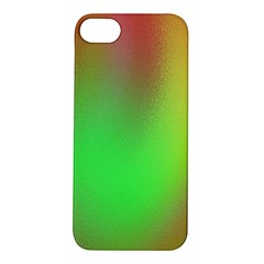 November Blurry Brilliant Colors Apple iPhone 5S/ SE Hardshell Case