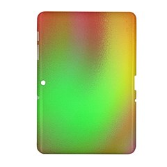 November Blurry Brilliant Colors Samsung Galaxy Tab 2 (10 1 ) P5100 Hardshell Case