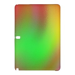 November Blurry Brilliant Colors Samsung Galaxy Tab Pro 10.1 Hardshell Case