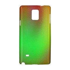 November Blurry Brilliant Colors Samsung Galaxy Note 4 Hardshell Case