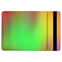November Blurry Brilliant Colors iPad Air 2 Flip