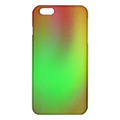 November Blurry Brilliant Colors Iphone 6 Plus/6s Plus Tpu Case