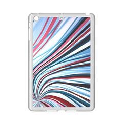 Wavy Stripes Background iPad Mini 2 Enamel Coated Cases