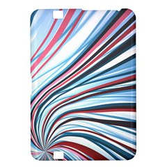Wavy Stripes Background Kindle Fire HD 8.9