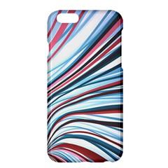 Wavy Stripes Background Apple iPhone 6 Plus/6S Plus Hardshell Case
