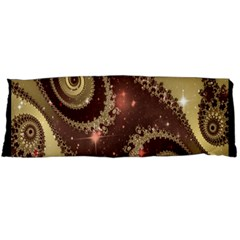 Space Fractal Abstraction Digital Computer Graphic Body Pillow Case Dakimakura (Two Sides)