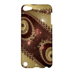 Space Fractal Abstraction Digital Computer Graphic Apple iPod Touch 5 Hardshell Case