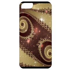 Space Fractal Abstraction Digital Computer Graphic Apple Iphone 5 Classic Hardshell Case