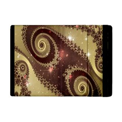 Space Fractal Abstraction Digital Computer Graphic Apple iPad Mini Flip Case