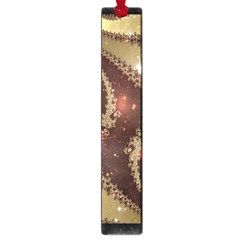 Space Fractal Abstraction Digital Computer Graphic Large Book Marks