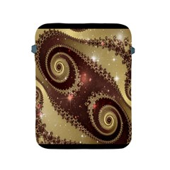 Space Fractal Abstraction Digital Computer Graphic Apple iPad 2/3/4 Protective Soft Cases