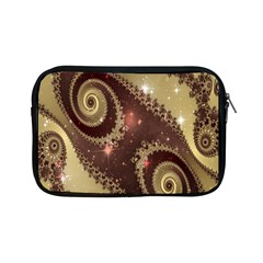Space Fractal Abstraction Digital Computer Graphic Apple Ipad Mini Zipper Cases