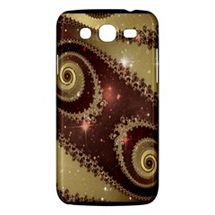 Space Fractal Abstraction Digital Computer Graphic Samsung Galaxy Mega 5.8 I9152 Hardshell Case