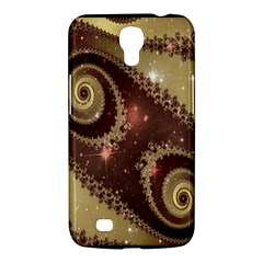 Space Fractal Abstraction Digital Computer Graphic Samsung Galaxy Mega 6.3  I9200 Hardshell Case