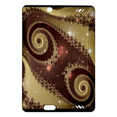 Space Fractal Abstraction Digital Computer Graphic Amazon Kindle Fire HD (2013) Hardshell Case