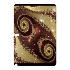 Space Fractal Abstraction Digital Computer Graphic Samsung Galaxy Tab Pro 12.2 Hardshell Case