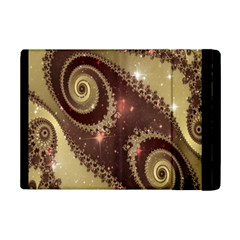 Space Fractal Abstraction Digital Computer Graphic iPad Mini 2 Flip Cases