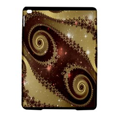 Space Fractal Abstraction Digital Computer Graphic iPad Air 2 Hardshell Cases