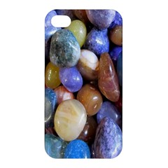Rock Tumbler Used To Polish A Collection Of Small Colorful Pebbles Apple Iphone 4/4s Premium Hardshell Case