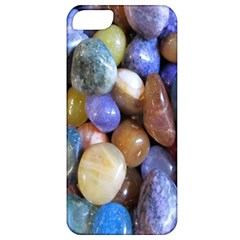 Rock Tumbler Used To Polish A Collection Of Small Colorful Pebbles Apple iPhone 5 Classic Hardshell Case