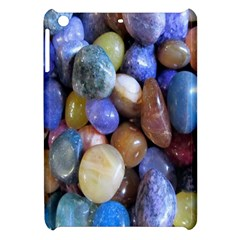 Rock Tumbler Used To Polish A Collection Of Small Colorful Pebbles Apple Ipad Mini Hardshell Case