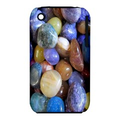Rock Tumbler Used To Polish A Collection Of Small Colorful Pebbles Iphone 3s/3gs