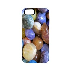 Rock Tumbler Used To Polish A Collection Of Small Colorful Pebbles Apple iPhone 5 Classic Hardshell Case (PC+Silicone)