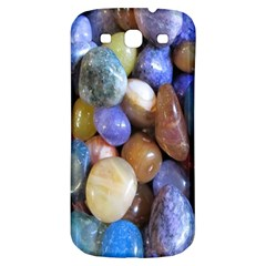 Rock Tumbler Used To Polish A Collection Of Small Colorful Pebbles Samsung Galaxy S3 S III Classic Hardshell Back Case
