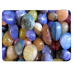 Rock Tumbler Used To Polish A Collection Of Small Colorful Pebbles Samsung Galaxy Tab 7  P1000 Flip Case