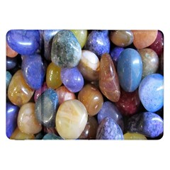 Rock Tumbler Used To Polish A Collection Of Small Colorful Pebbles Samsung Galaxy Tab 8 9  P7300 Flip Case