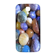 Rock Tumbler Used To Polish A Collection Of Small Colorful Pebbles Samsung Galaxy S4 I9500/i9505  Hardshell Back Case