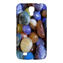 Rock Tumbler Used To Polish A Collection Of Small Colorful Pebbles Samsung Galaxy Mega 6.3  I9200 Hardshell Case