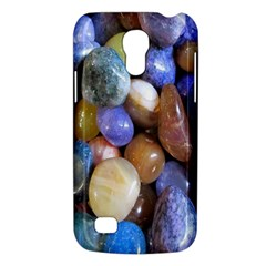 Rock Tumbler Used To Polish A Collection Of Small Colorful Pebbles Galaxy S4 Mini