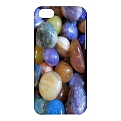 Rock Tumbler Used To Polish A Collection Of Small Colorful Pebbles Apple Iphone 5c Hardshell Case