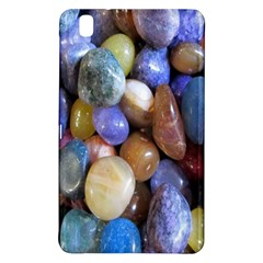 Rock Tumbler Used To Polish A Collection Of Small Colorful Pebbles Samsung Galaxy Tab Pro 8.4 Hardshell Case