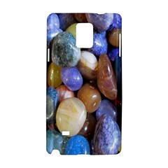 Rock Tumbler Used To Polish A Collection Of Small Colorful Pebbles Samsung Galaxy Note 4 Hardshell Case