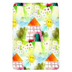 Summer House And Garden A Completely Seamless Tile Able Background Flap Covers (S)