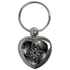 Magic Swirl Key Chains (Heart)