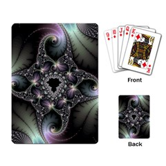 Magic Swirl Playing Card