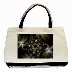 Magic Swirl Basic Tote Bag
